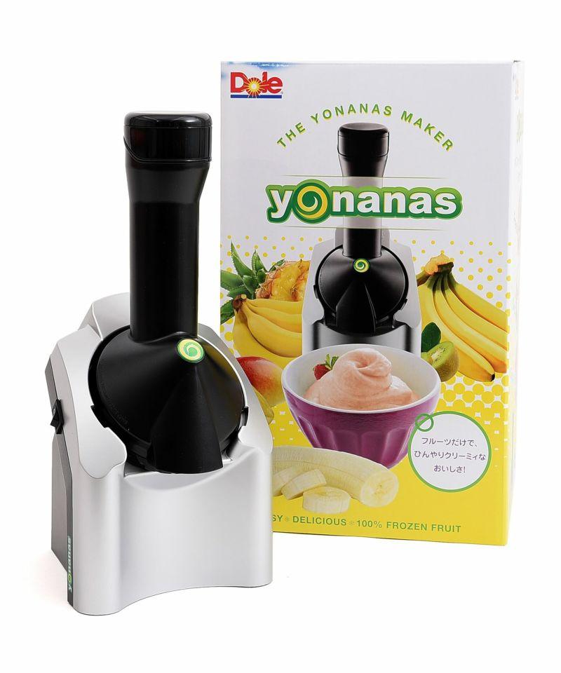 Yonanas ヨナナス アイスクリームメーカー クラシック シルバー 901RJ