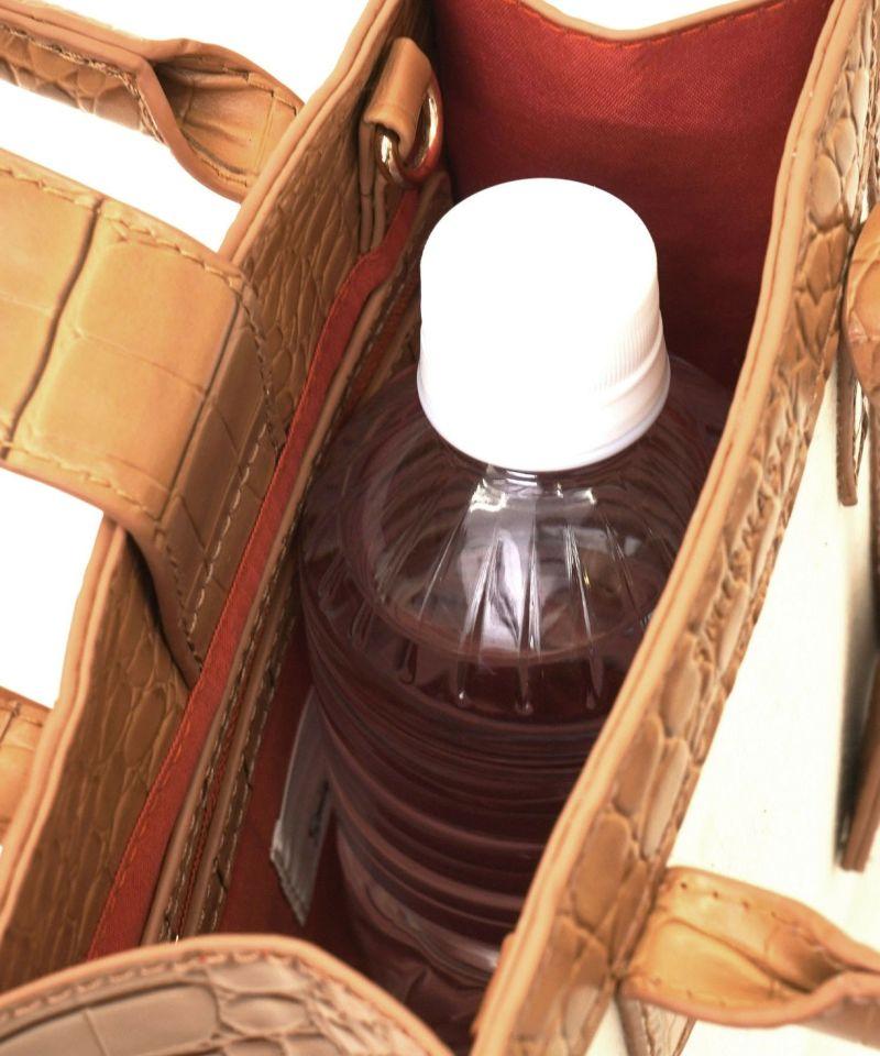 500mlペットボトルも収納可能